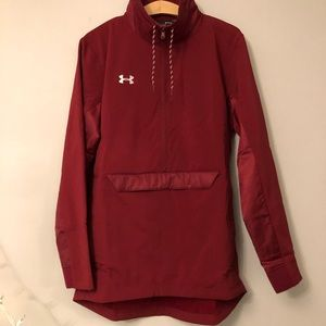 NWT Under Armour Cold Gear Pullover Jacket
